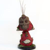 Red Forest Spirit